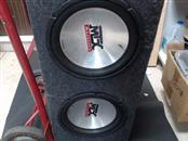 MTX AUDIO Car Speakers/Speaker System 12'' THUNDER 4500